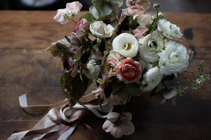 Nicolette Camille Winter Bouquet