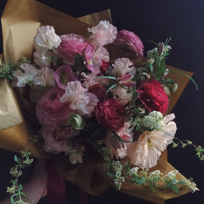vday bouquet 150